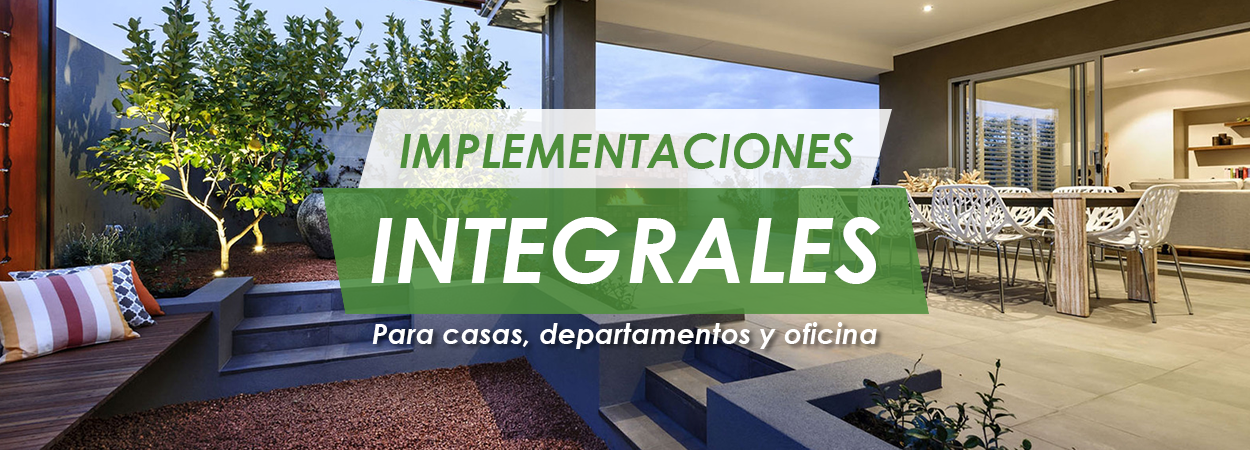IMPLEMENTACIONES INTEGRALES